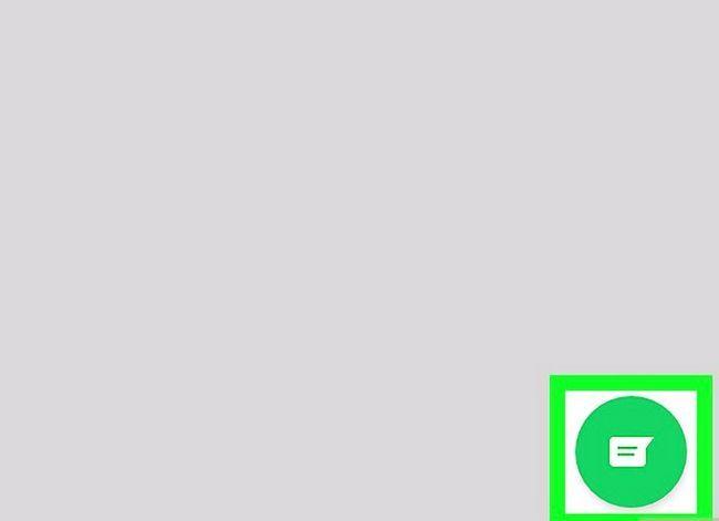 Titel afbeelding Contacten importeren op WhatsApp op Android Stap 2