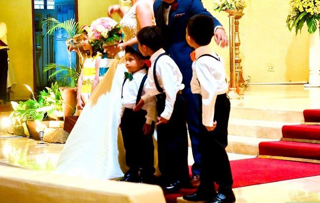 Titel afbeelding Include Stepchildren in a Wedding Step 2