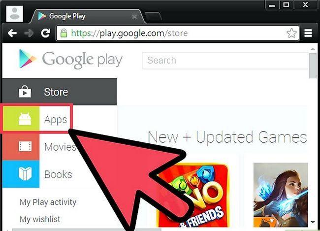 Titel afbeelding Install Apps op een Samsung Galaxy Step 12