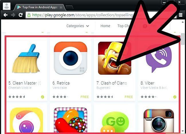Titel afbeelding Install Apps op een Samsung Galaxy Stap 14