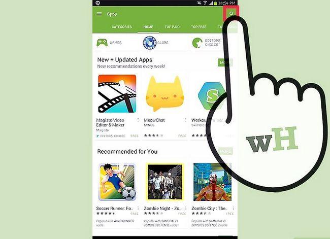 Titel afbeelding Install Apps op een Samsung Galaxy Step 4