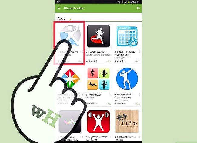 Titel afbeelding Install Apps op een Samsung Galaxy Step 6