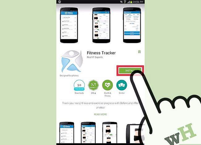 Titel afbeelding Install Apps op een Samsung Galaxy Step 7