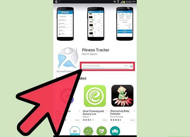 Titel afbeelding Install Apps op een Samsung Galaxy Step 9