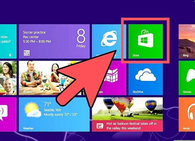 Titel afbeelding Install Apps in Windows 8 Stap 1