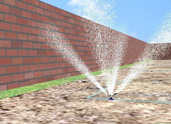 Titel afbeelding Install a Temporary Irrigation Step 11