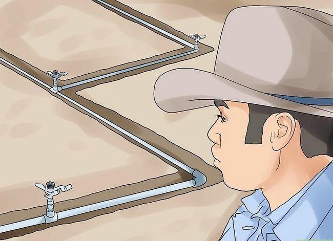 Titel afbeelding Install an Irrigation System Step 3