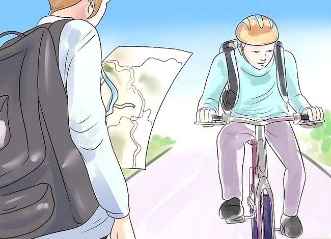 Hoe met de fiets naar het werk te gaan