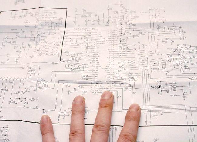 Hoe elektronische diagrammen te lezen