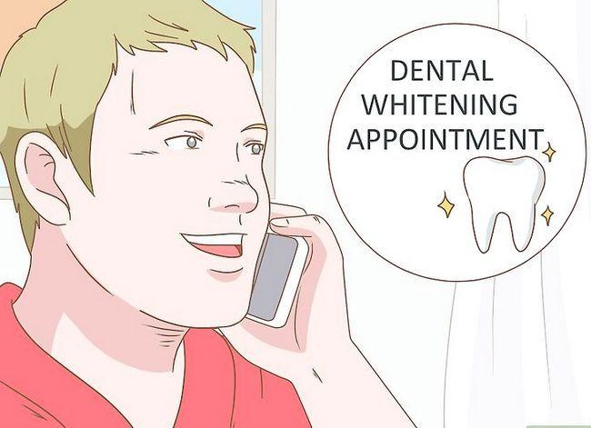 Titel afbeelding Get Rid of Yellow Teeth Step 9