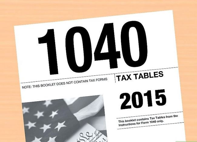 Titel afbeelding Fill out IRS Form 1040 Step 19
