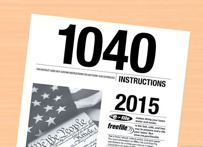 Titel afbeelding Fill out IRS Form 1040 Step 22