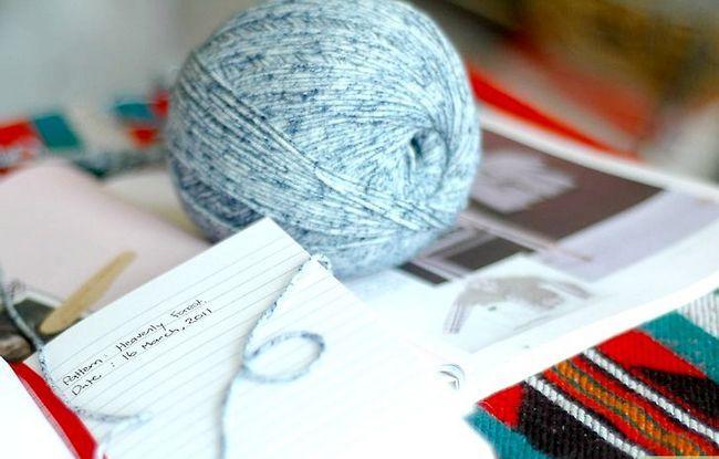 Titel afbeelding Keep a Knitting Journal 3