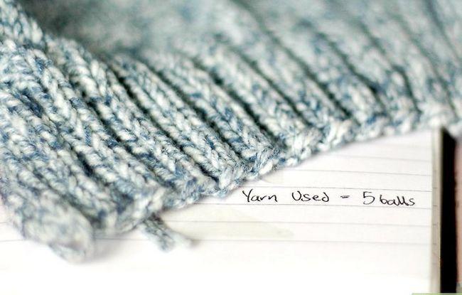 Titel afbeelding Keep a Knitting Journal 7
