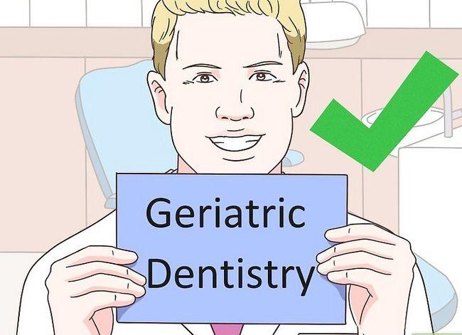 Titel afbeelding Maintain Healthy Teeth As You Age Step 5