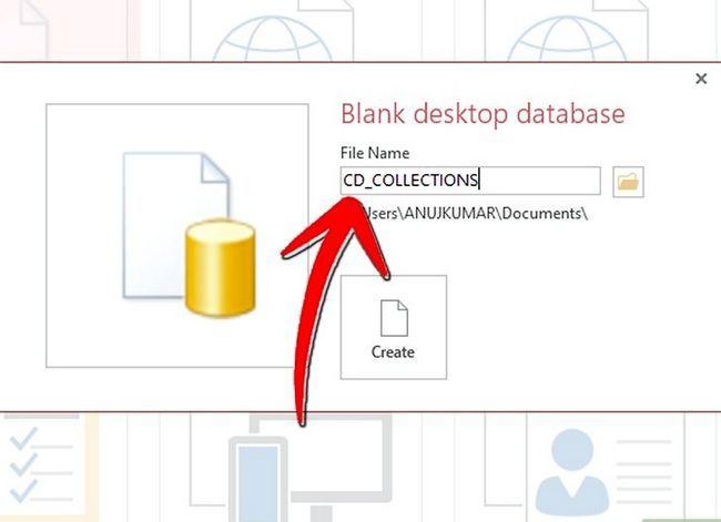 Titel afbeelding Keep Track van je CD-verzameling met behulp van Microsoft Access Stap 6