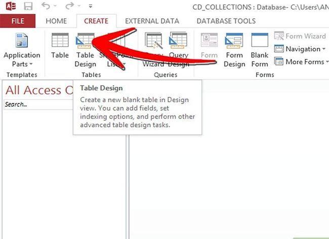 Titel afbeelding Keep Track van je CD-verzameling met behulp van Microsoft Access Stap 7