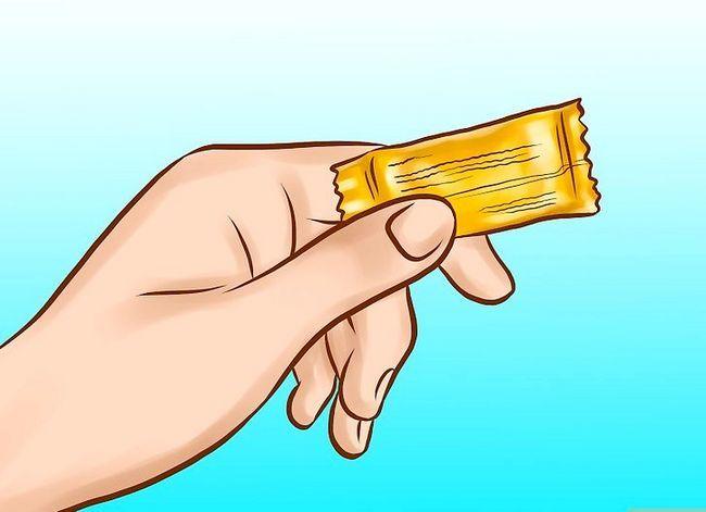 Titel afbeelding Chew Gum Step 1
