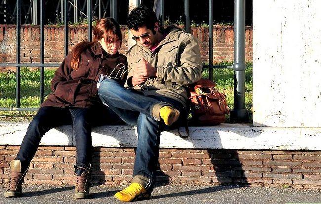 Titel afbeelding Roman couple 2