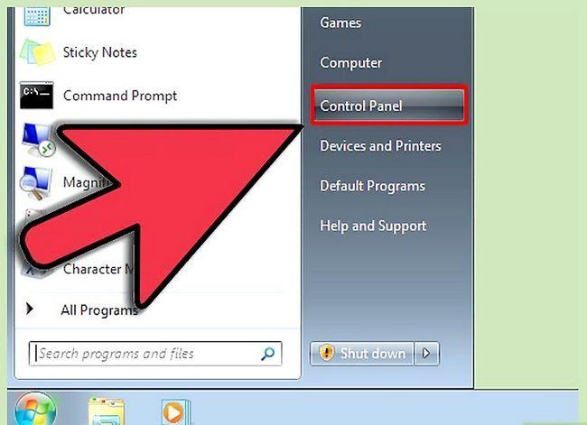 Titel afbeelding Verborgen bestanden weergeven in Windows 7 Stap 2