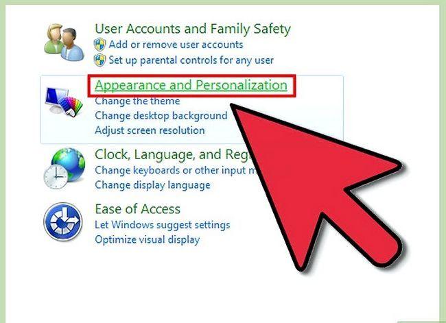 Titel afbeelding Verborgen bestanden weergeven in Windows 7 Stap 3