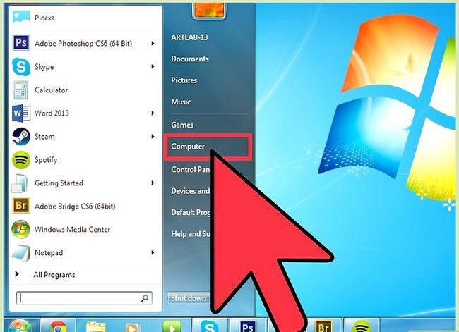 Titel afbeelding Move Files from One PC User to Another Step 3
