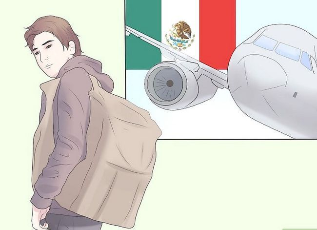 Titel afbeelding Move to Mexico Step 17