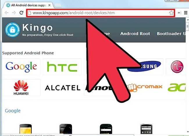 Titel afbeelding Root Your Android Device with Kingo Android Root Step 2