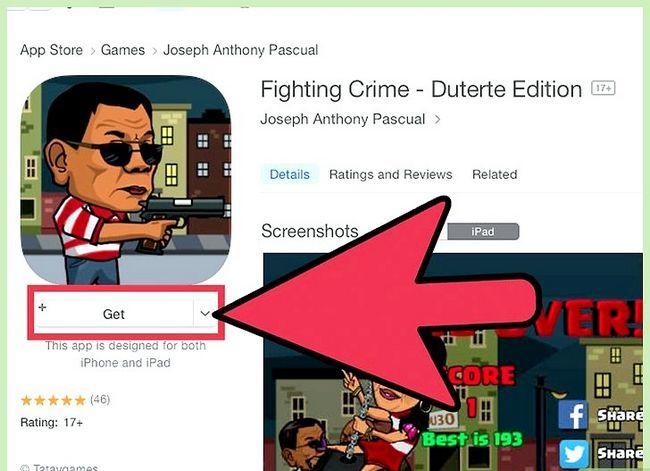 Titel afbeelding Gratis apps downloaden op de iPad Stap 14