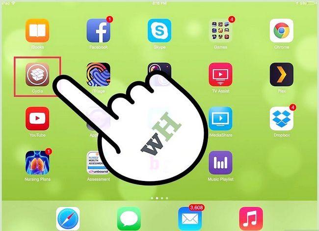 Titel afbeelding Gratis apps op de iPad Stap 30