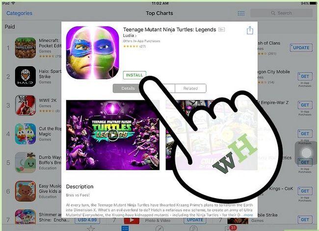 Titel afbeelding Gratis apps op de iPad Stap 5