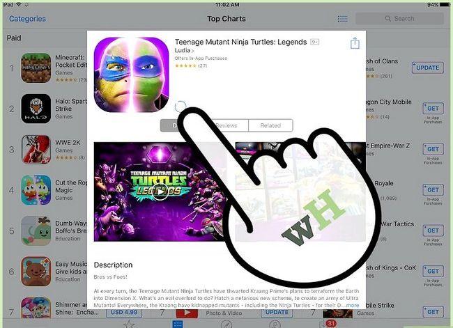 Titel afbeelding Gratis apps op de iPad Stap 6