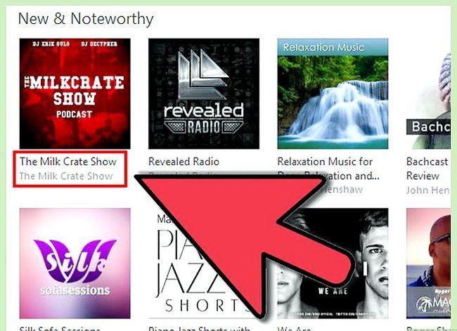 Titel afbeelding Get Free iTunes Music Step 15