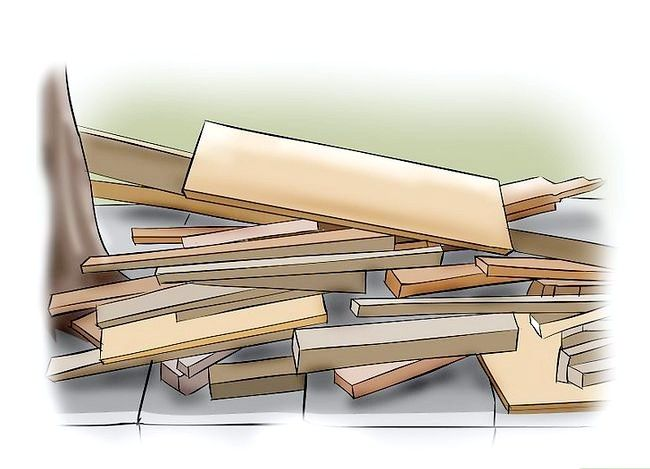 Hoe bouw je gratis bouwmaterialen?