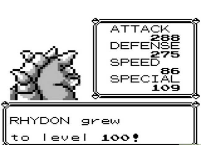 Titel afbeelding Get Level 100 Pokémon in Pokémon Red Stap 16