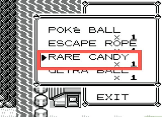 Titel afbeelding Get Level 100 Pokémon in Pokémon Red Stap 5