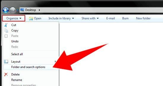 Titel afbeelding Verbergen Bestanden in Windows Stap 5