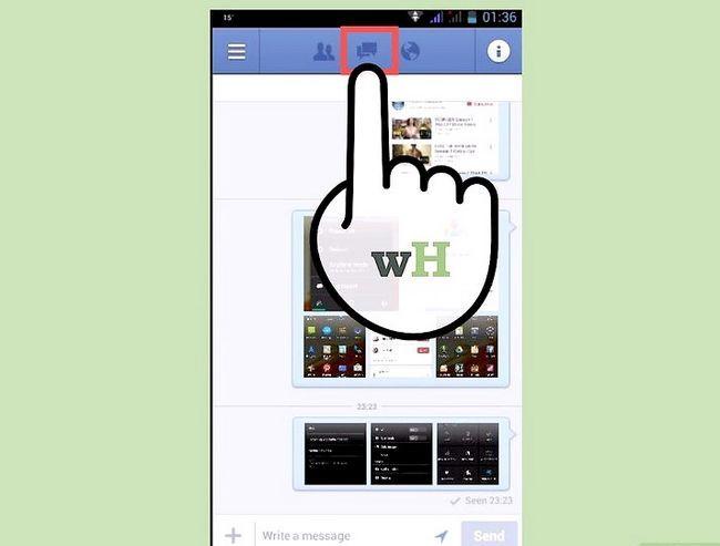 Titel afbeelding Hide a Facebook Message Step 5