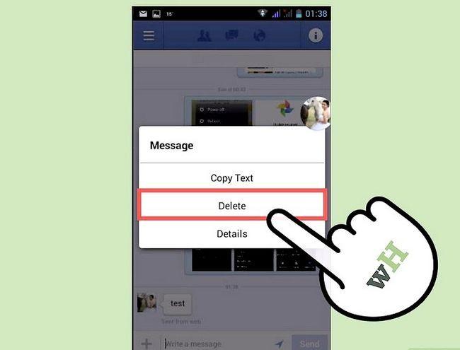 Titel afbeelding Hide a Facebook Message Step 6
