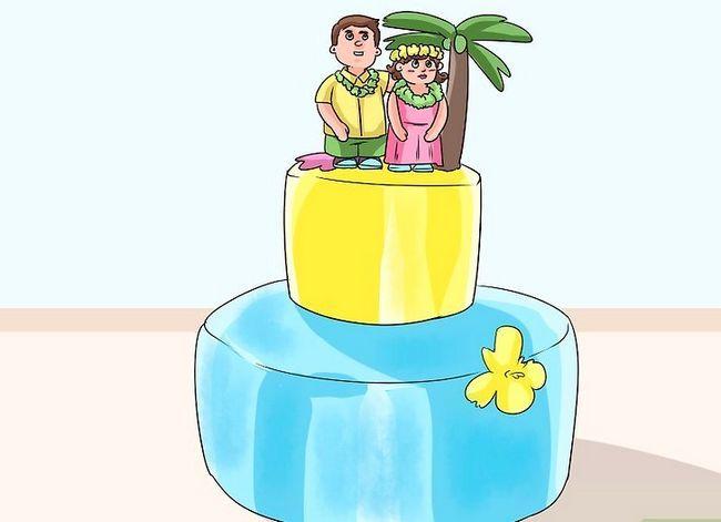 Titel afbeelding Throw a Hawaiian Wedding Reception Step 10
