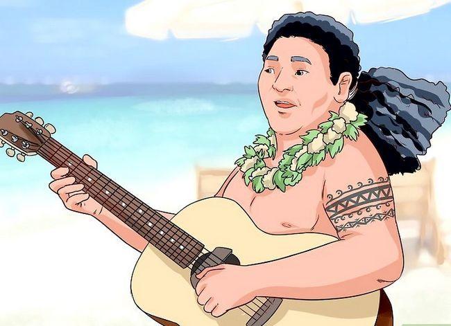 Titel afbeelding Throw a Hawaiian Wedding Reception Step 9