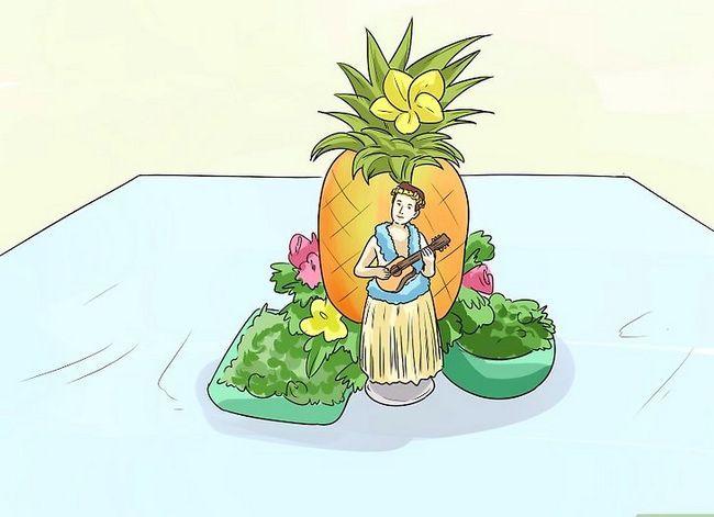 Titel afbeelding Throw a Hawaiian Wedding Reception Step 7