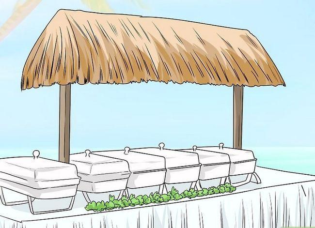 Titel afbeelding Throw a Hawaiian Wedding Reception Step 8