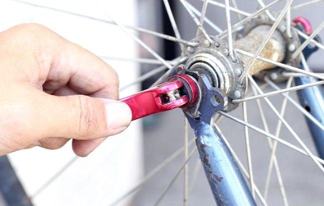 Hoe de camera van een fiets te patchen