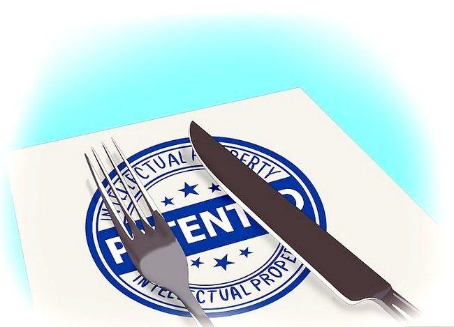 Hoe recepten patenteren
