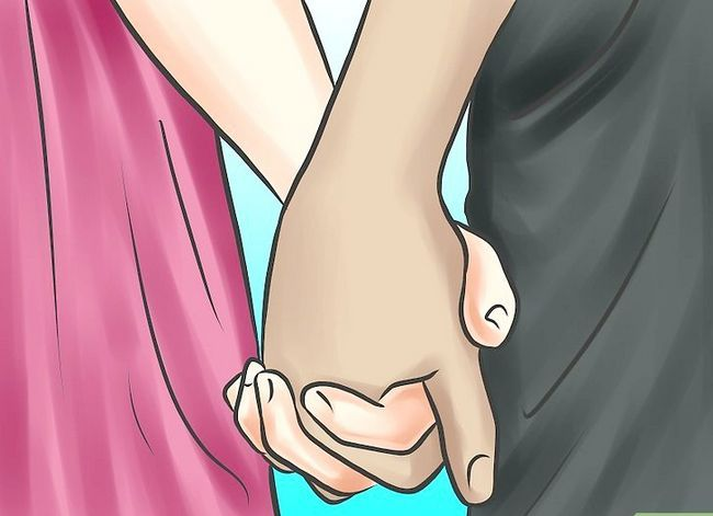 Titel afbeelding Ask Your Girlfriend to Hold Hands Stap 6