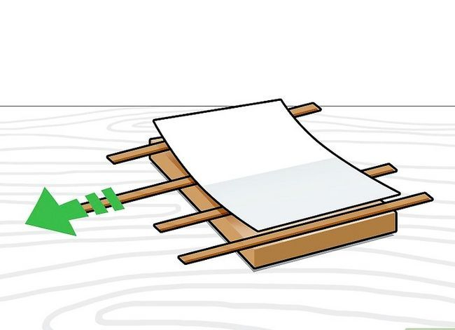 Titel afbeelding Adhere Plastic to Wood Step 20