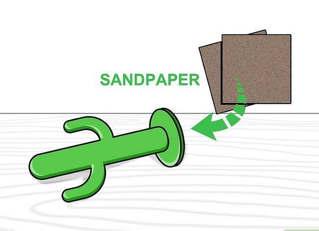 Titel afbeelding Adhere Plastic to Wood Step 2
