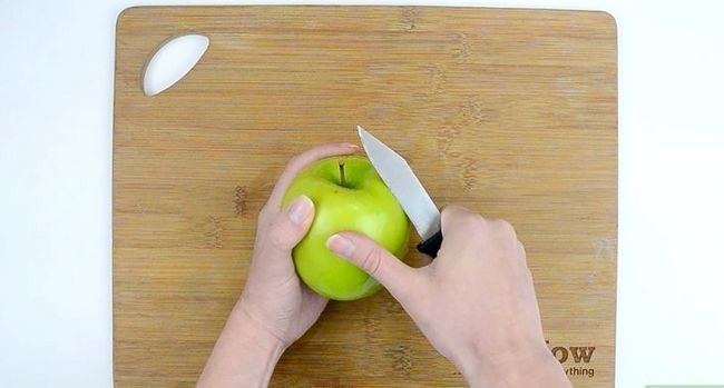 Titel afbeelding Pare an Apple Step 4