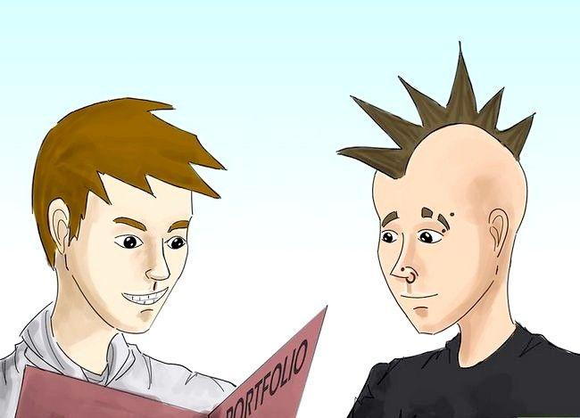 Titel afbeelding Get Your Piercing Pierced Step 6